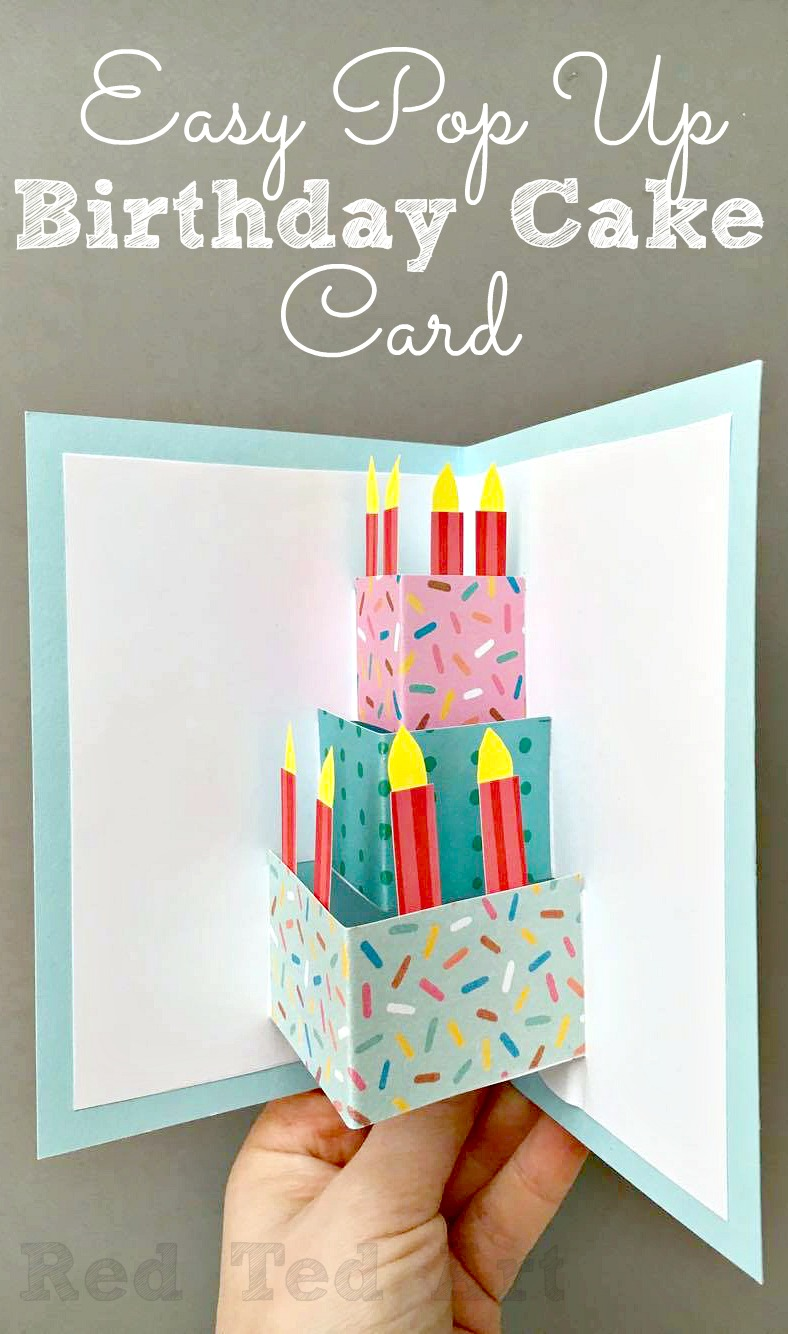 22 Diy Birthday Card Ideas To Help You Be Festive On The Cheap