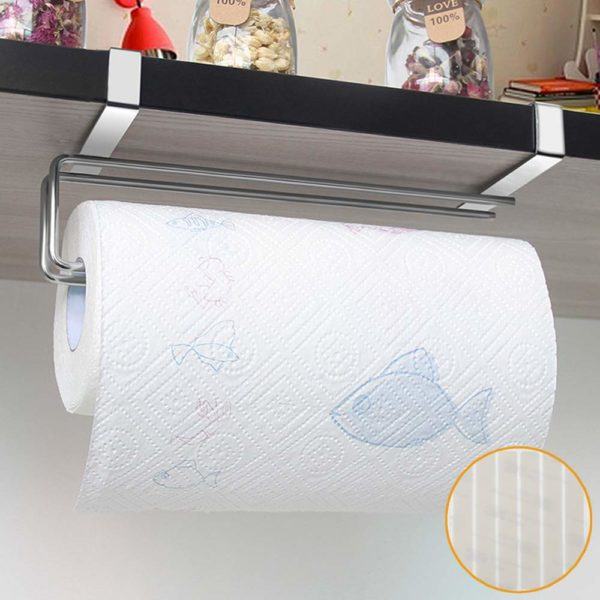 paper towel holder small kitchen ideas