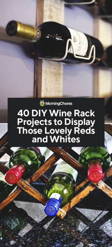 Tremendous 40 Diy Wine Rack Projects To Display Those Lovely Reds And Home Interior And Landscaping Spoatsignezvosmurscom