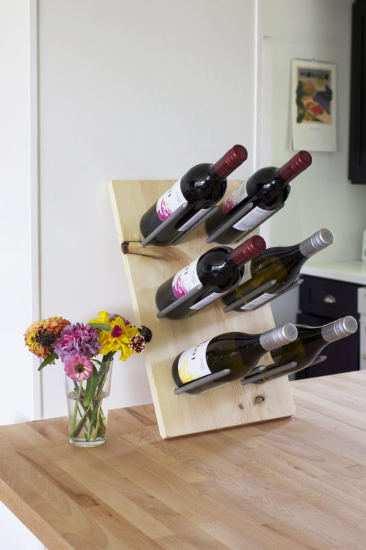 40 Diy Wine Rack Projects To Display Those Lovely Reds And