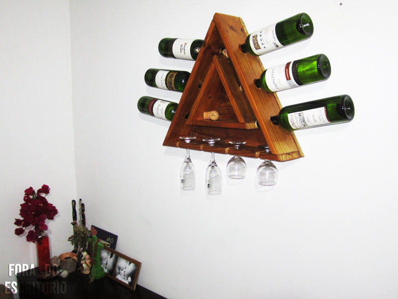 Wine Bottle Christmas Tree Rack.40 Diy Wine Rack Projects To Display Those Lovely Reds And