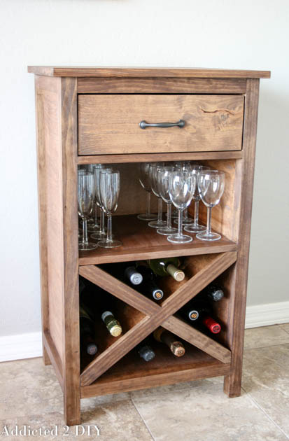Fine 40 Diy Wine Rack Projects To Display Those Lovely Reds And Download Free Architecture Designs Salvmadebymaigaardcom