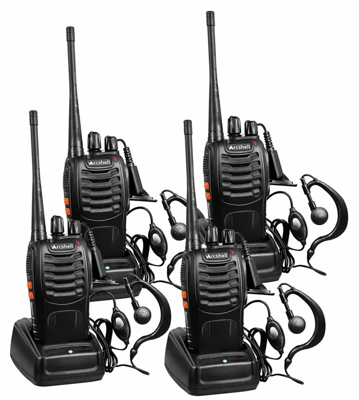 8 Best Walkie-Talkie Reviews: Portable Backup Communication