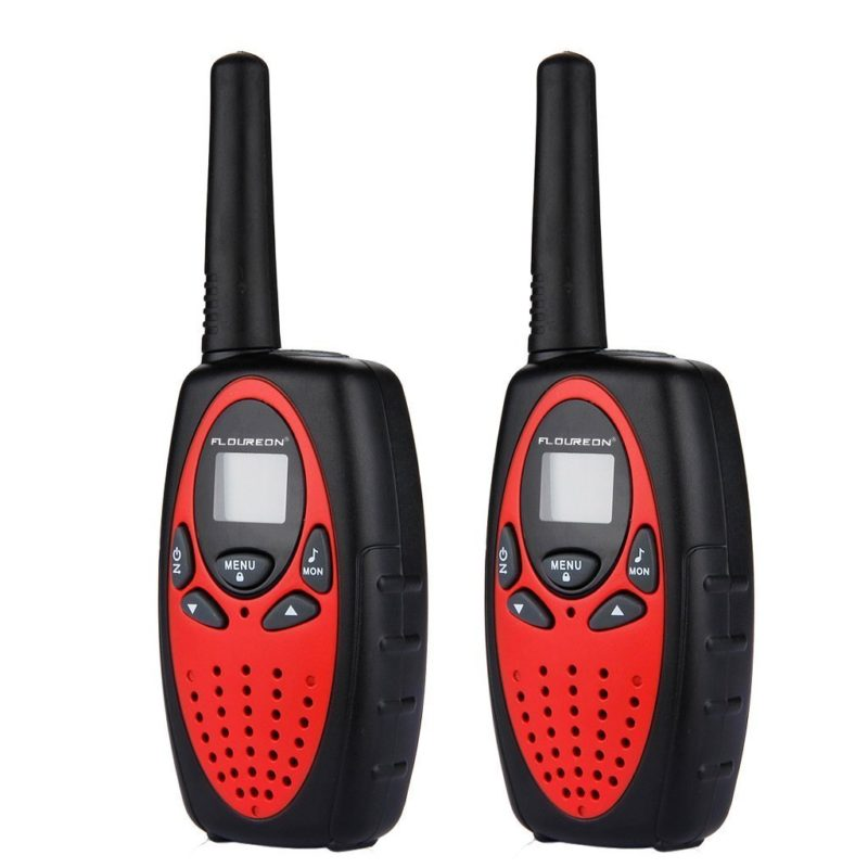 FLOUREON Walkie-Talkie 2-pack for Kids