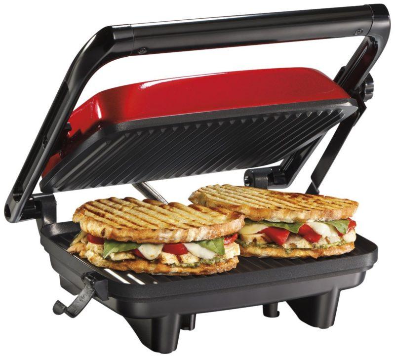 Hamilton Beach 25462Z Panini Press Sandwich Maker