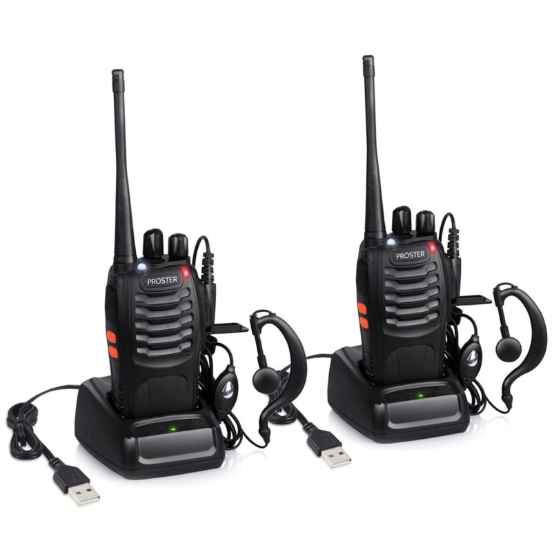 Proster Walkie-Talkie 1-pack