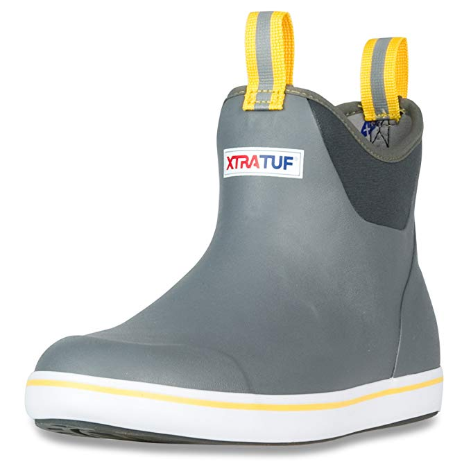 XTRATUF Performance Series Men's Deck Rain Boots