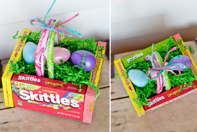 34 Creative Diy Easter Basket Ideas For Every Age