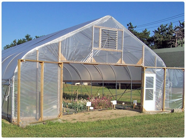 creating your own high tunnel with a DIY kit