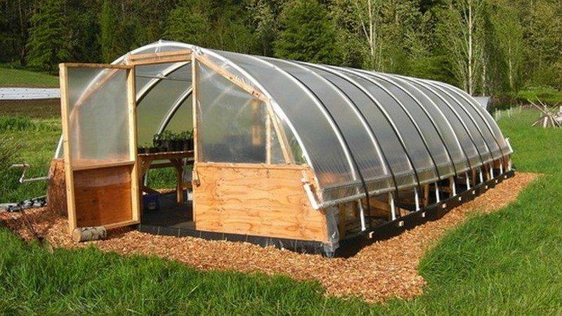 creating your own high tunnel