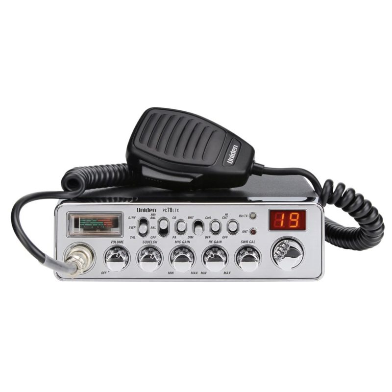 Uniden PC78LTX Trucker's CB Radio