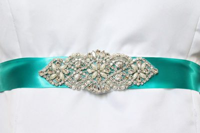 wedding sash hack