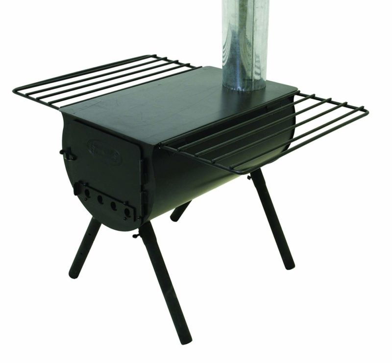 Camp Chef Alpine CS14 Cylinder Wood Stove