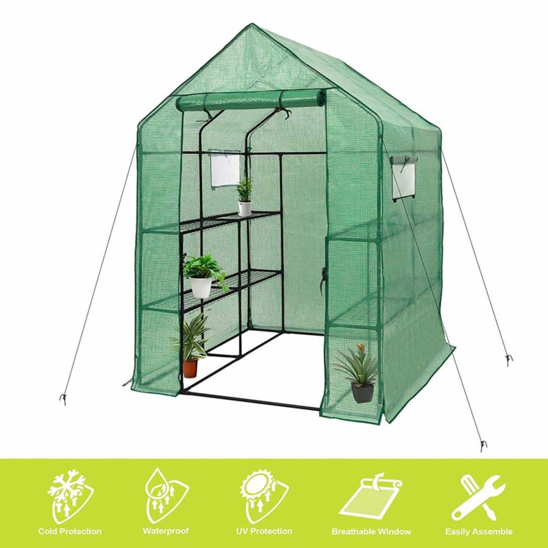 Gosunny Deluxe Green House