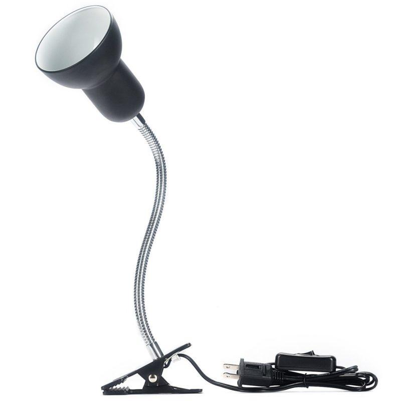 Hoke Heat Clamp Lamp