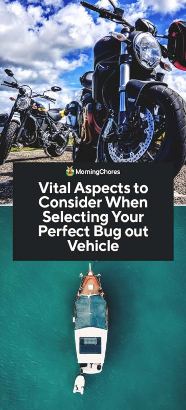 Vital Aspects to Consider When Choosing a Bug Out Vehicle