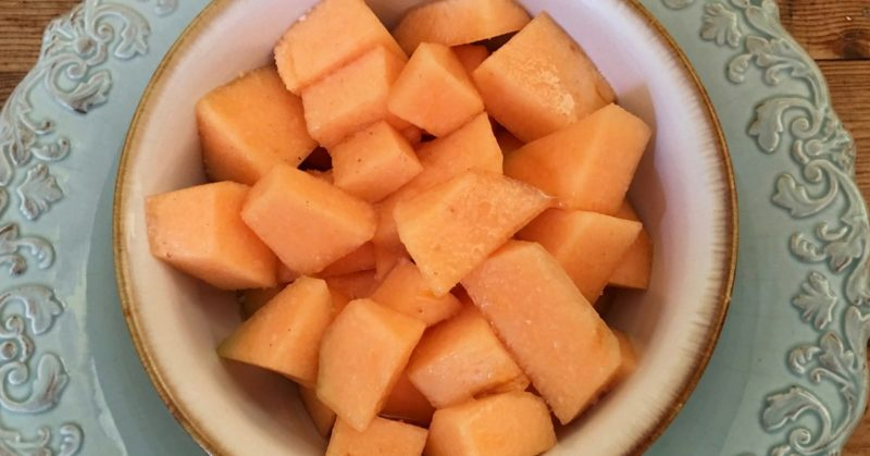 salted caramel cantaloupe recipes