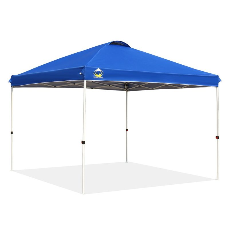CROWN SHADES Rapid Instant Folding Canopy