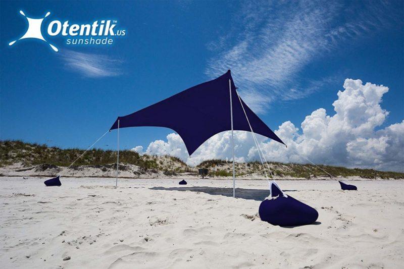 Otentik Beach Sunshade Canopy Tent