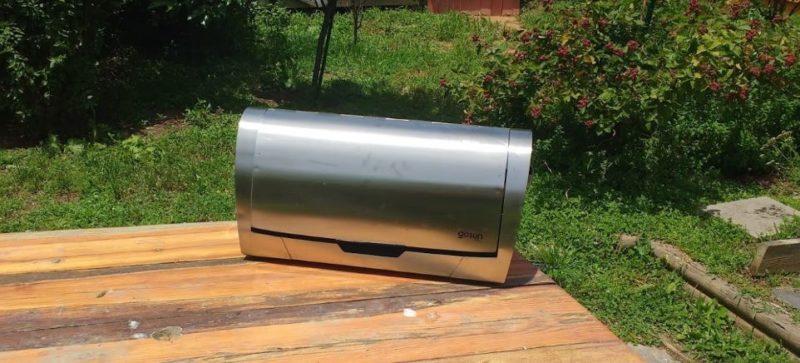 solar cooker oven