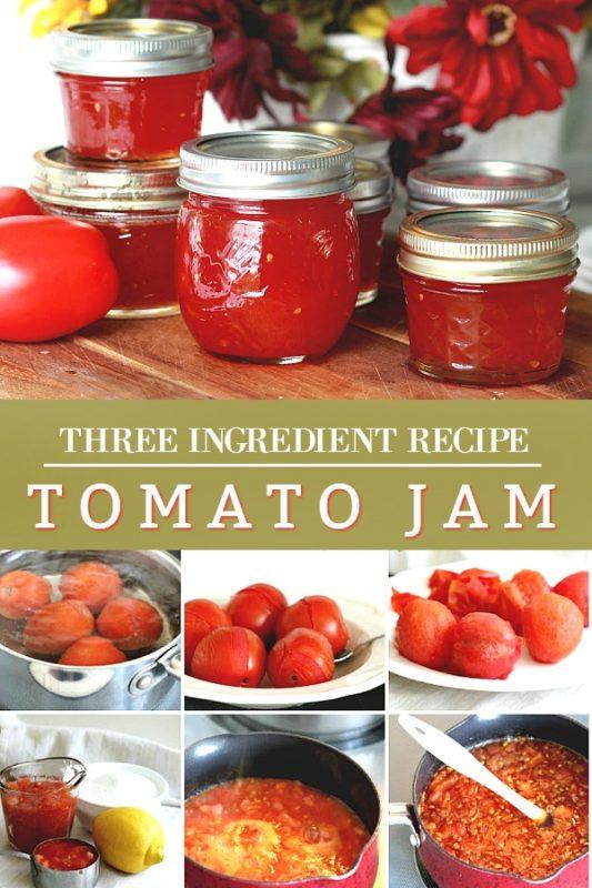 tomato jam recipes