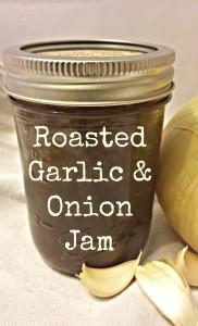 roasted onion & garlic jam recipes