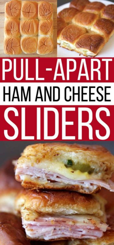 ham sliders is great for picnic food ideas