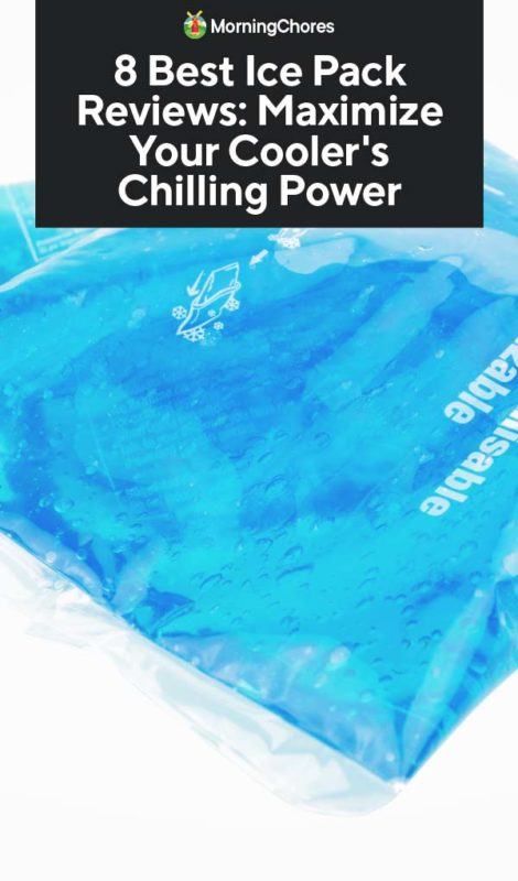 8 Best Ice Pack Reviews Maximize Your Cooler S Chilling Power