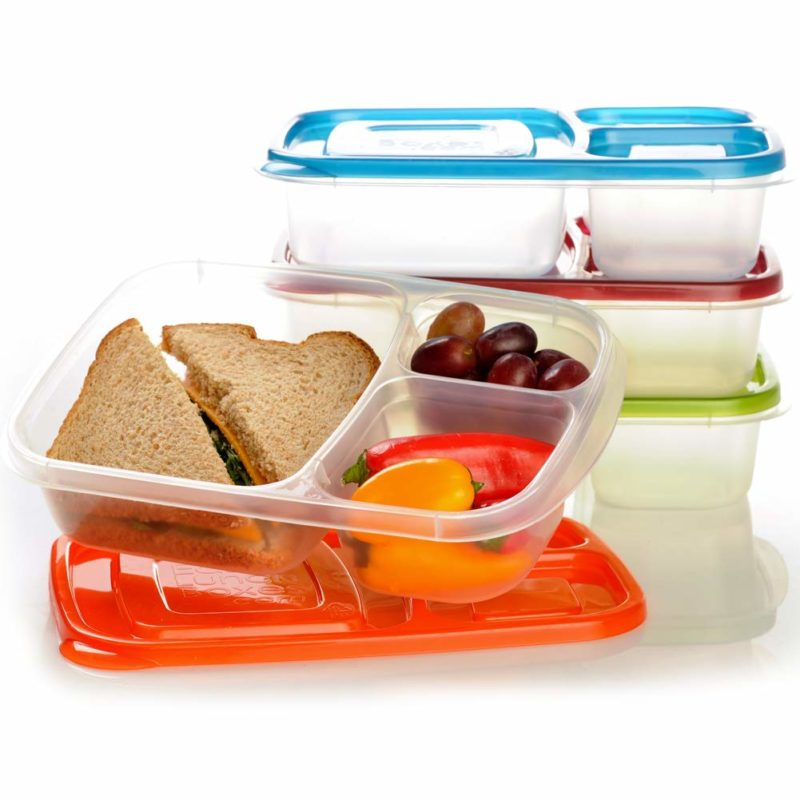 EasyLunchBoxes Lunch Box Containers