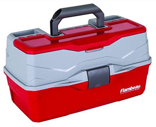 Flambeau Outdoors 6383 Classic 3-Tray Tackle Box