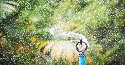 How Does a Rotor Sprinkler System Work and Would It Suit Your Garden?