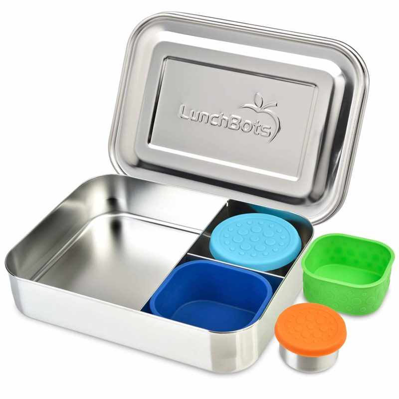 LunchBots Bento Box Lunch Box Bundle