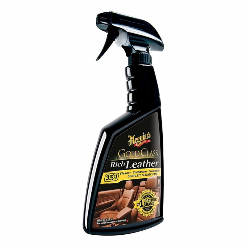 Meguiar's G10916 15.2-ounce Gold Class Cleaner & Conditioner