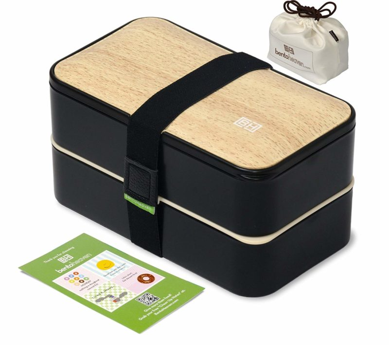 Original BentoHeaven Bento Box Lunch Box Bundle