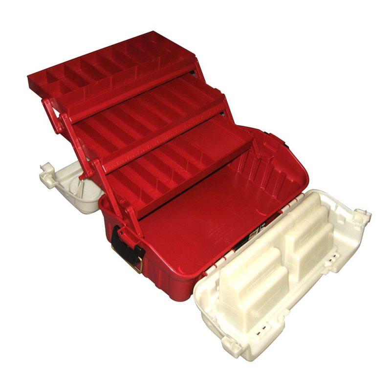Plano 7603 Flip Sider 3-Tray Tackle Box