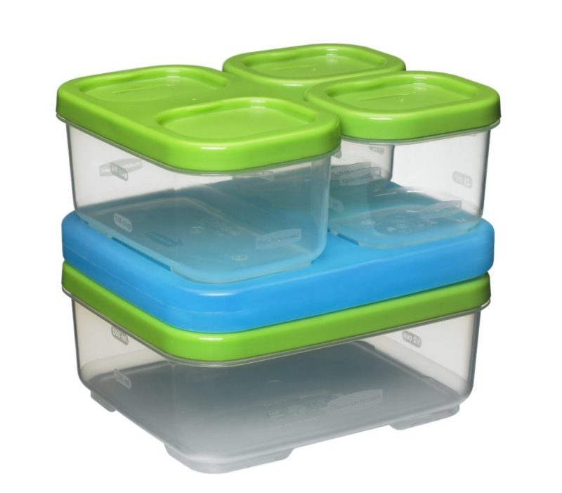 Rubbermaid 1806231 LunchBlox Sandwich Kit