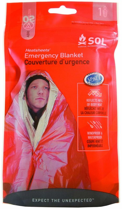 S.O.L Emergency Survival Blanket