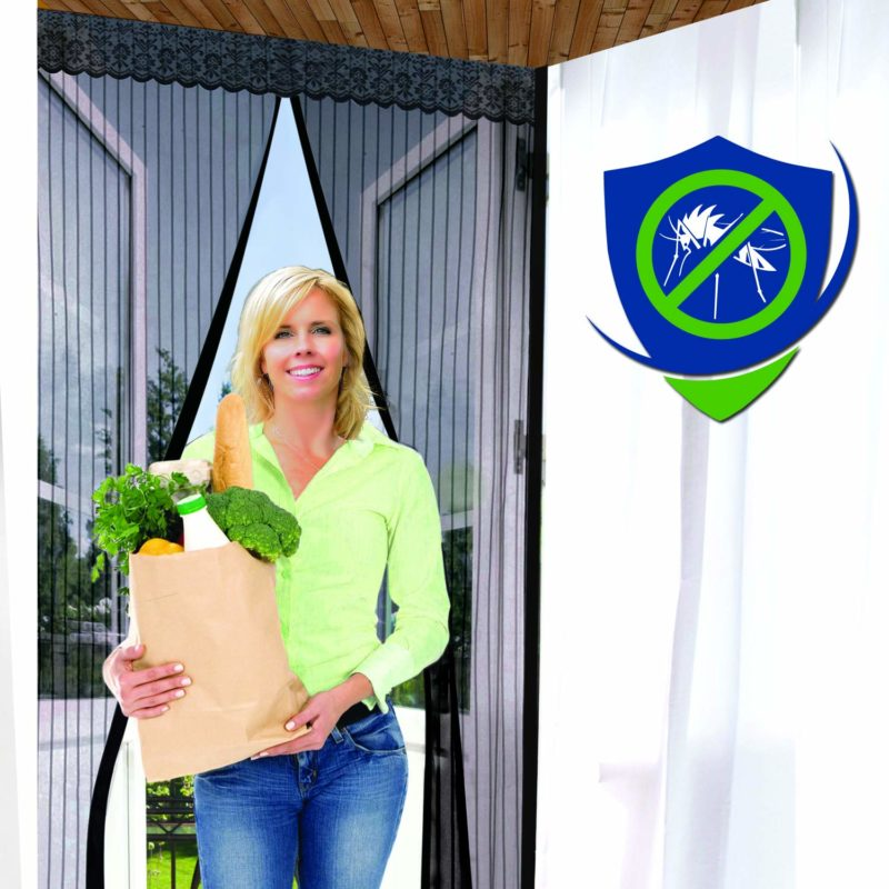 Sentry Screens Magnetic Screen Door