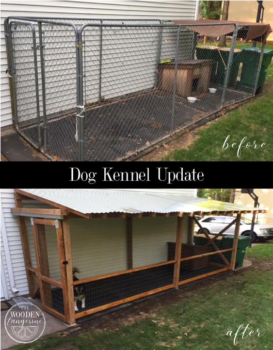 17 Diy Dog Crate Kennel Ideas Your Pup Will Surely Love