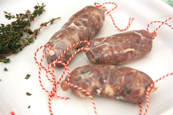 goat recipes for sausage