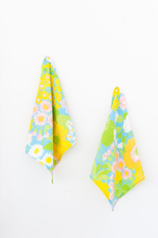 Pillowcase ideas for fancy napkins