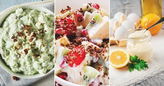 """23 Fun and Easy Fluff """"Salad"""" Recipes the Whole Family Will Love"""