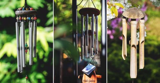 8 Best Wind Chimes to Buy: Create A Magical Music-filled Garden