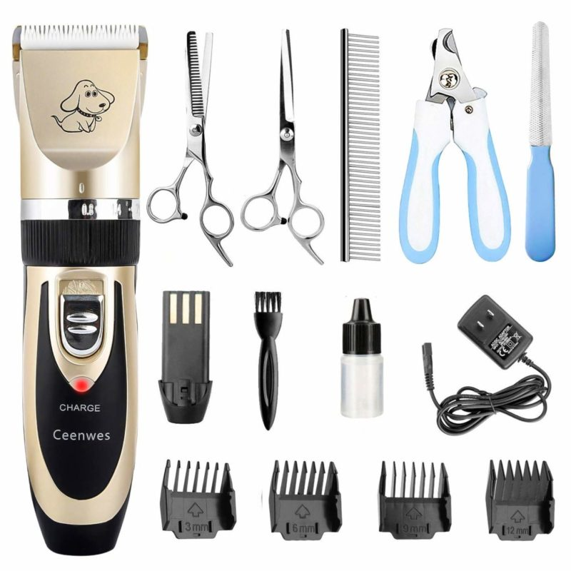 Ceenwes Pet Grooming Kit