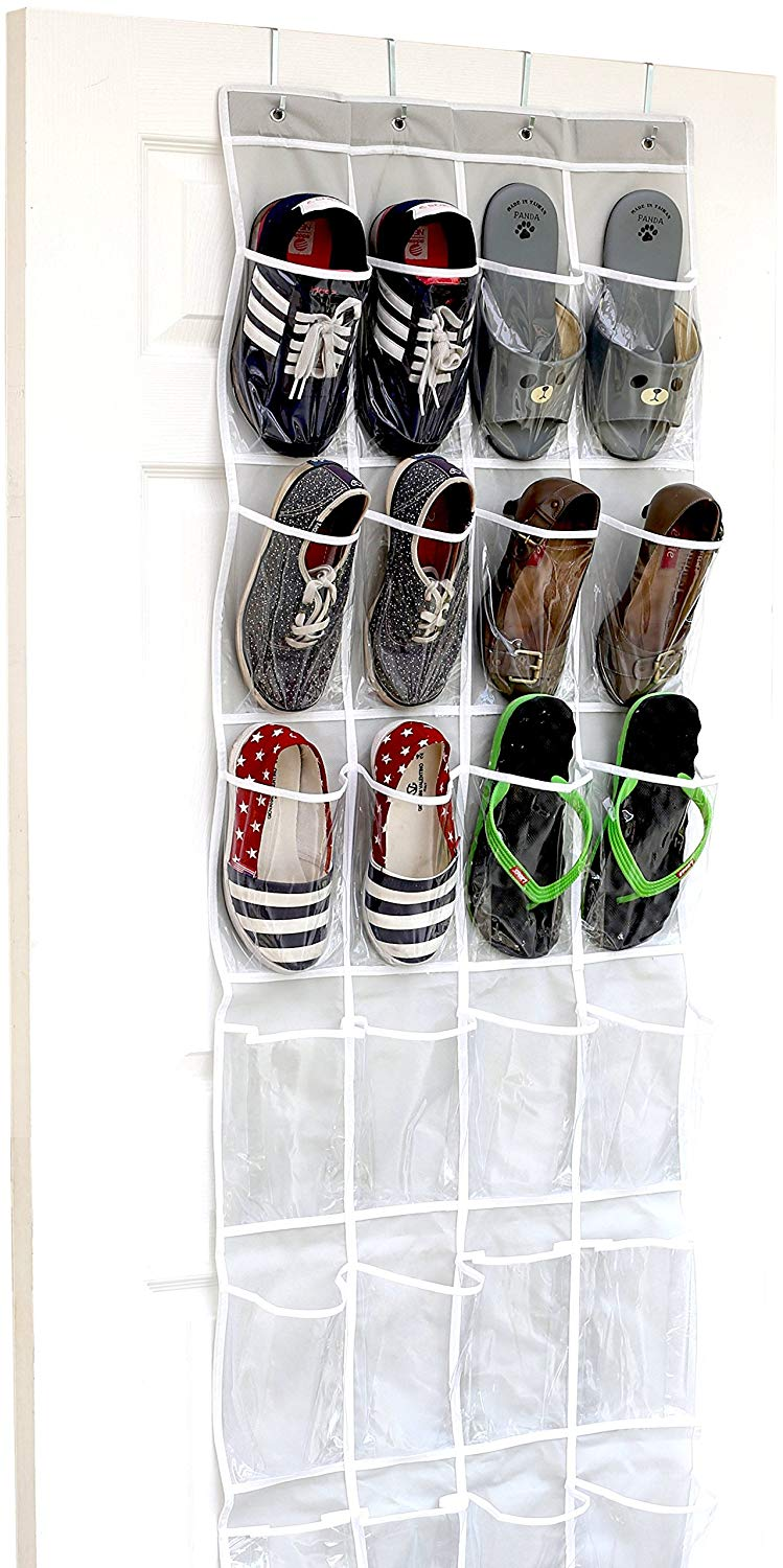 SimpleHouseware Hanging Shoe Rack