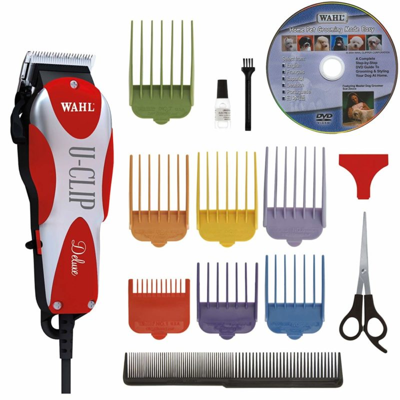 Wahl Professional 9484-300 Animal Deluxe  Grooming Kit