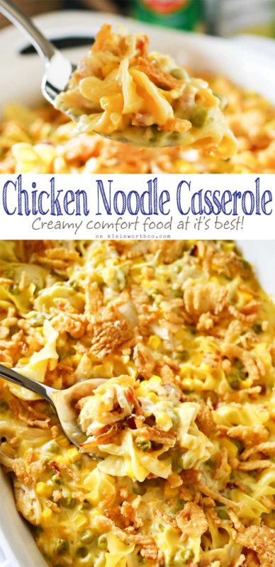 beginner recipes for chicken noodle