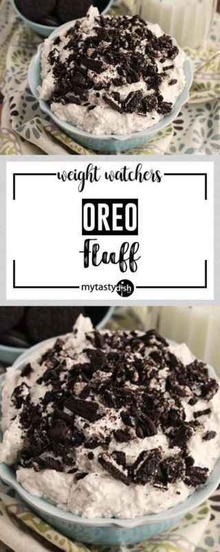 oreo fluff recipes