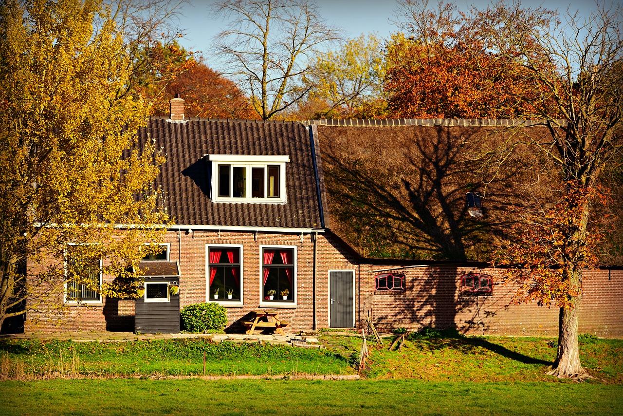 one acre farm homestead