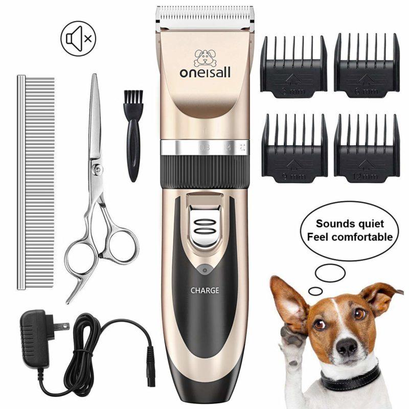 oneisall Dog Pet Grooming Kit
